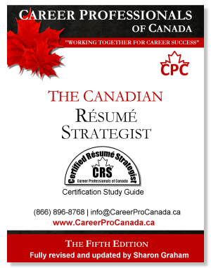 The Canadian Résumé Strategist