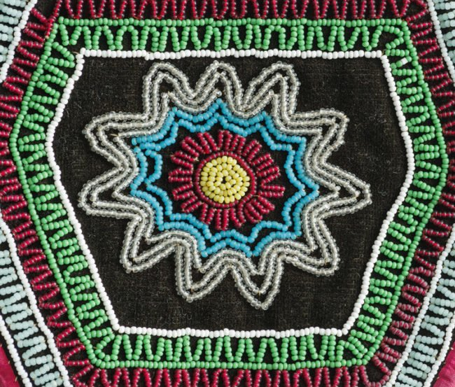 Indigenous Peoples in Canada, Career Development, Indigenous beadwork