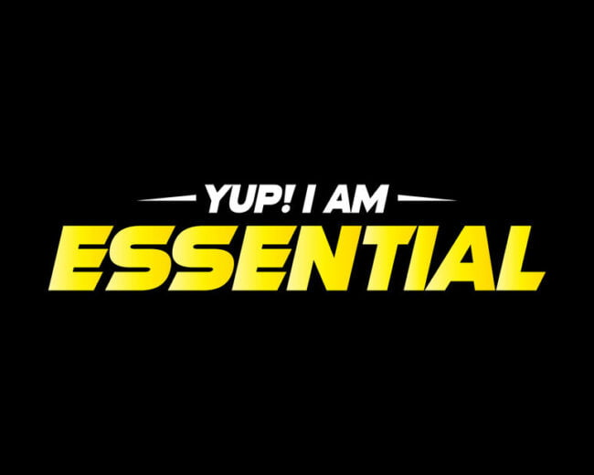 I am essential
