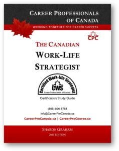 CWS The Canadian Work-Life Strategist Certification eGuide