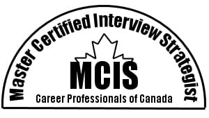 Master Certified Interview Strategist (MCIS) credential