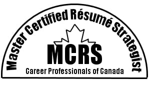 Master Certified Résumé Strategist (MCRS) credential