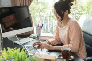 home-based career services business