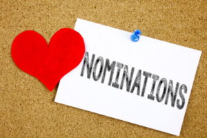 Reminder to submit Award of Excellence nominations